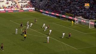 Còrdova FC 0 - FC Barcelona 8 (2 minuts)