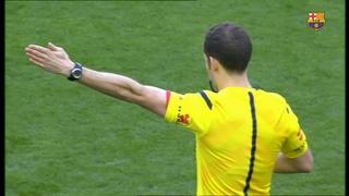 FC Barcelona 5 - Llevant 0 (5 minuts)