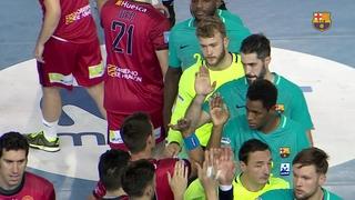 FC Barcelona Lassa 32 – Bada Huesca 19 (Copa del Rey)