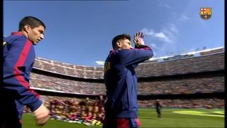 FC Barcelona 6 - Rayo Vallecano 1