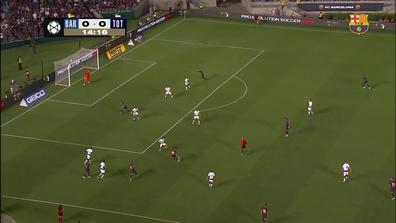 abad0e7ac64 Video thumbnail for Highlights Barça - Tottenham Hotspur (2-2) (5-
