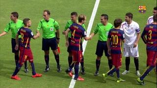 Sevilla 2 - FC Barcelona 1