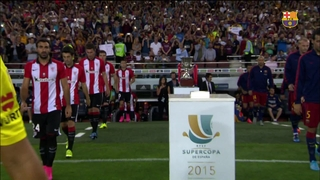 FC Barcelona 1 - Athletic Club 1