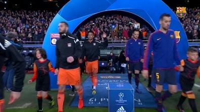 HIGHLIGHTS   FC Barcelona 5-1 Lyon