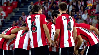 Athletic Club 4 - FC Barcelona 0