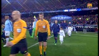 FC Barcelona 1 - Manchester City 0
