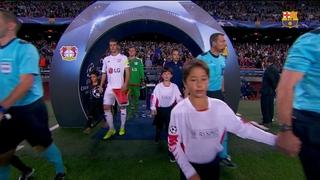 FC Barcelona 2 - Bayer Leverkusen 1