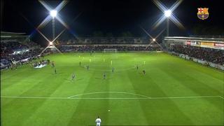 Huesca 0 - FC Barcelona 4