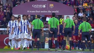 FC Barcelona 4 - Reial Societat 0