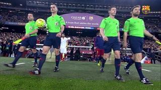 FC Barcelona 2 – Sevilla FC 1
