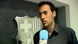 Renovació jugador del primer equip Sergio Busquets 2016/2017