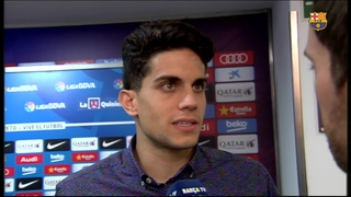 Marc Bartra says the win could be worth 'the league'
