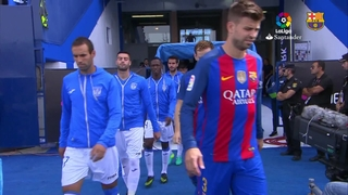 Leganés 1 - FC Barcelona 5 (3 minutes)