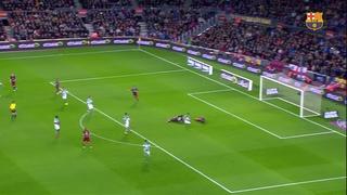 FC Barcelona 4 – Betis 0 (1 minute)