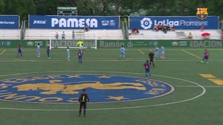 All of the U12s' goals in LaLiga Promises Tournament in New York