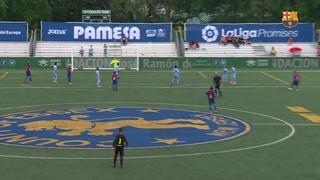 Musical gols de l'Aleví A al III Torneig Internacional LaLiga Promises 2016/2017