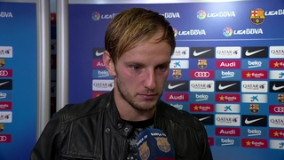 Rakitic reaction after Rayo win