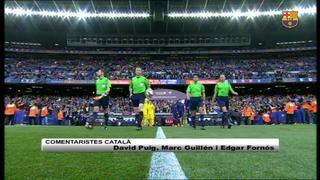 FC Barcelona 6 - Getafe CF 0