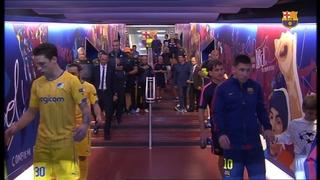 FC Barcelona 1 - APOEL 0