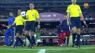 FC Barcelona 6 - Villanovense 1