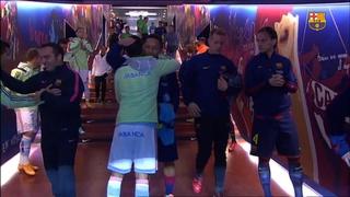 FC Barcelona 0 - Celta de Vigo 1