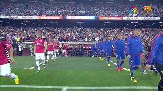 FC Barcelona 1 – Alabès 2 (3 minuts)