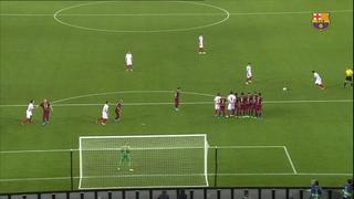 FC Barcelona 5 - Sevilla FC 4 (3 minutos)