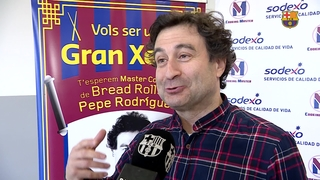 Pepe Rodríguez: Un 'Masterchef' en La Masia