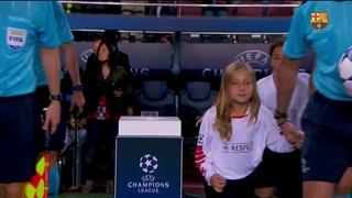 FC Barcelona 2 - Bayer Leverkusen 1 (3 minuts)