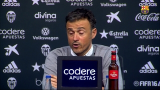 Luis Enrique looks forward to hard-earned Copa del Rey final