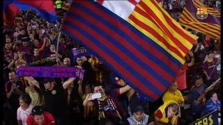 FC Barcelona 3 - Eibar 0