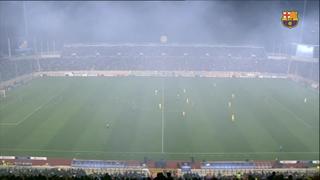APOEL 0 - FC Barcelona 4 (3 minuts)
