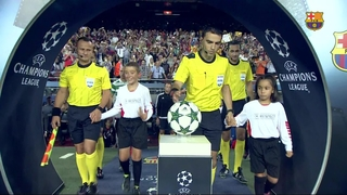 FC Barcelona 7 - Celtic 0