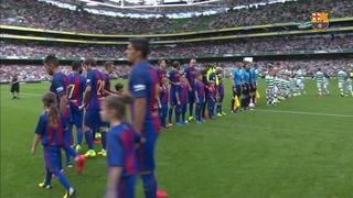 FC Barcelona 3 - Celtic 1