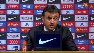 Luis Enrique not looking back, but ahead to 2016