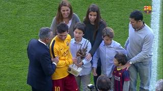 FC Barcelona 4 – Real Sociedad 0 (3 minutes)