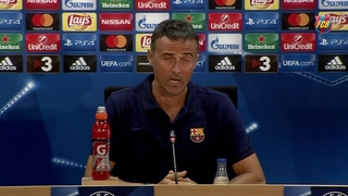 "Luis Enrique: ""I expect a Celtic similar to preseason"""