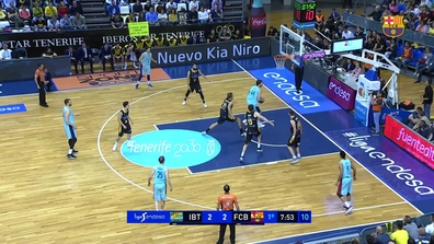 Video thumbnail for Highlights Iberostar Tenerife - Barça Lassa (bàsquet)  (86-81 8b8c5d923