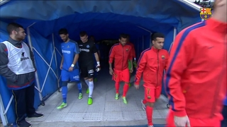 Getafe 0 - FC Barcelona 0