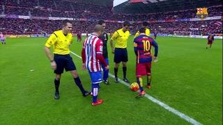 Sporting de Gijón 1 – FC Barcelona 3