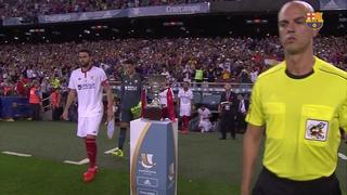 FC Barcelona 3 – Sevilla FC 0