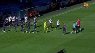 FC Barcelona B 1 - Sevilla At. 1 (Liga)
