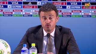 Luis Enrique: 'It's getting harder and harder to win trophies'