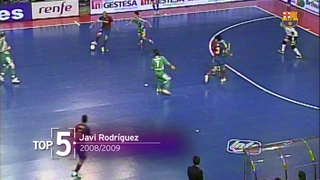 TOP 5: FC Barcelona Lassa's best goals vs Movistar Inter