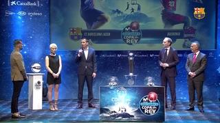 El Baskonia, el rival del Barça Lassa en els quarts de final de la Copa del Rei