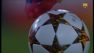 FC Barcelona 1 - APOEL 0 (3 minutes)
