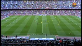 FC Barcelona 6 - Getafe 0 (5 minutes)