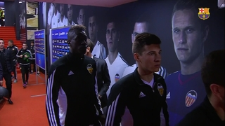 València CF 1 - FC Barcelona 1 (3 minuts)