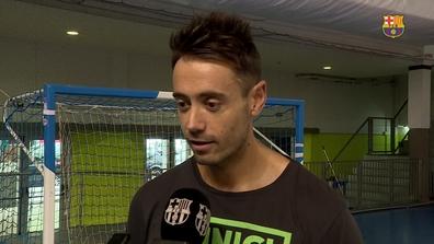 Video thumbnail for Fotografia prèvia Santa Coloma - Barça Lassa (futbol  sala) J03 LNFS a2aedbdffa6