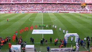 Sevilla 2 - FC Barcelona 2